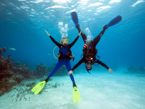 PADI Master Scuba Diver Certification